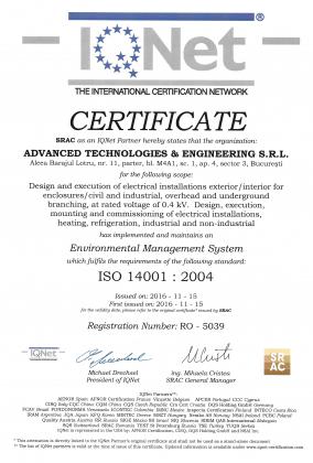 IQNET14001
